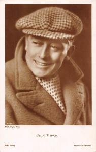 Actor Jack Trevor Photo Fayer, Wien