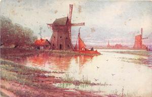 BF37622  windmill mill moulin a vent