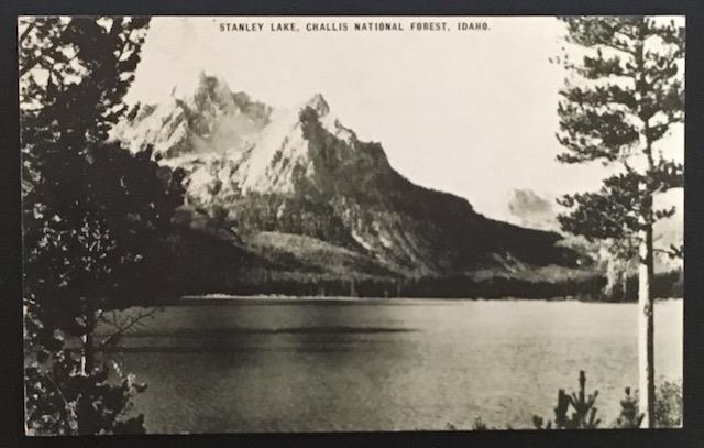 Stanley Lake Challis National Forest Idaho