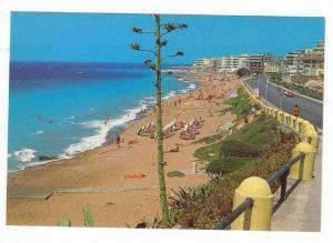 The West Coast Beach, Rhodes, Greece, 1950-70s