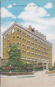 Ohio Lima St Rita's Hospital