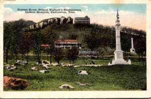 Tennessee Chattanooga Lookout Mountain Cravens House