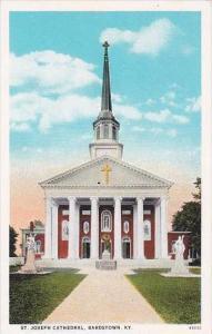 Kentucky Bardstown Saint Joseph Cathedral