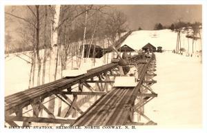10570  NH Conway  Halfway Station Skimobile   RPC