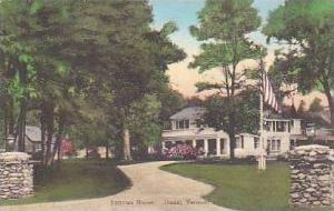Vermont Dorset Barrows House Albertype