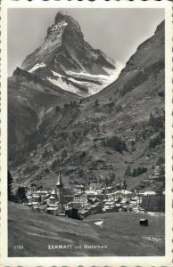Switzerland Zermatt und Matterhorn 02.45