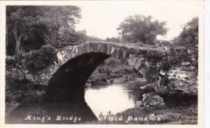 Panama King's Bridge Old Panama Photo