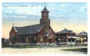 Catholic Church - Bartlesville, Ohio