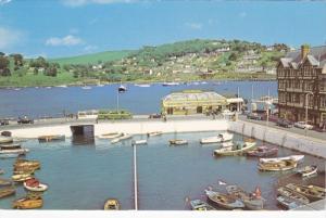 The Boatfloat, Dartmouth, Devon, England, 1940-60s