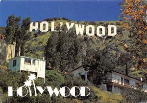 USA Hollywood, California Hollywood Sign on Mt. Lee