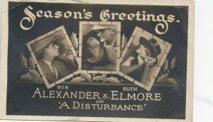 RP: ST. LOUIS , Missouri , 1923 ; Theatre Play A Disturbance