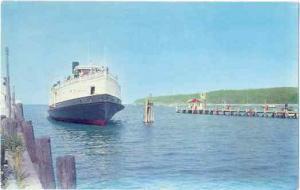 Ferry Bridgeport Connecticut to Port Jefferson, Long Island ,NY, Chrome