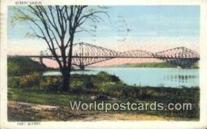 Pont Quebec Canada, du Canada Quebec Bridge  Quebec Bridge
