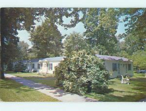 Pre-1980 ANCHOR MOTEL Cape Vincent New York NY M2034