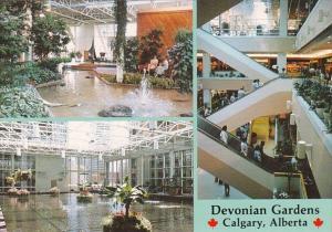 Canada Calgary Devonian Gardens