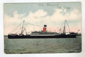 S.S. Victorian Allan Line