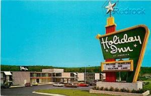 AL, Birmingham, Alabama, Holiday Inn, Curteichcolor No. 4DK-1328