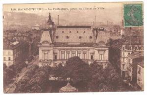 ST. ETIENNE, La Prefacture, prise de l´Hotel de Ville, Rhone-Alpes, France, ...