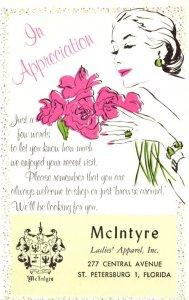 McIntyre Ladies' Apparel St Petersburg Florida