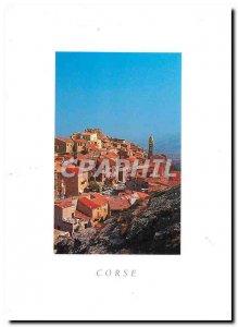 Old Postcard Corsica Speloncato