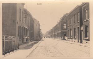 RP: LODELINSART , Belgium , 1930-40s ; Rue E. Vandervelde