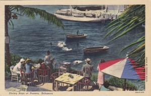 NASSAU , Bahamas , 30-40s; Diving Boys