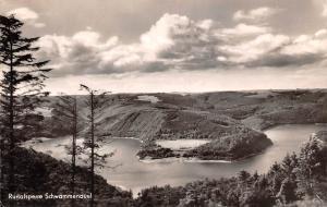 Rurtalsperre Schwammenauel River Panorama