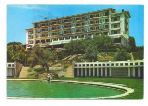 Parador La Arruzafa Hotel Cordoba Spain 1971 Swimming pool