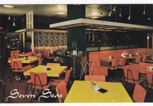 Seven Seas Restaurant , PANAMA CITY, Florida , PU-1956