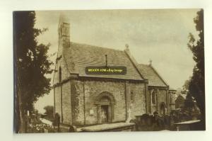 cu0566 - Kilpeck Church , Herefordshire - postcard
