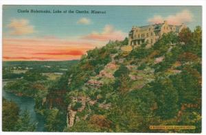 Missouri Jefferson City  Castle Hahatonka, Lake of the Ozarks