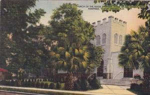 Florida Tarpon Springs Church Of The Good Shepherd Home Of The Famous Inners ...