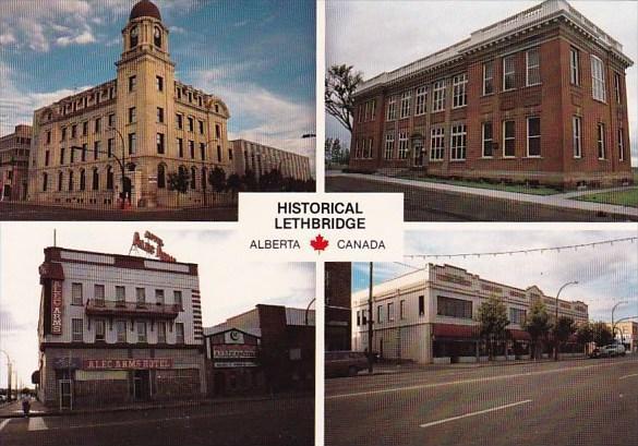 Canada Historical Lethbridge Alberta