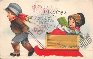Holiday Postcards Wolf Publishing 1920