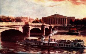 Tucks Paris Bridges Series The Pont de la Concorde