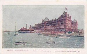 Virginia Fortress Monroe Hotel Chamberlin