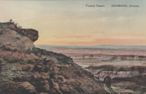 ADAMANA, Arizona, 1920-30s; Painted Desert