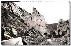 Postcard Old Defile Pierre Lys Aude The Cure Hole