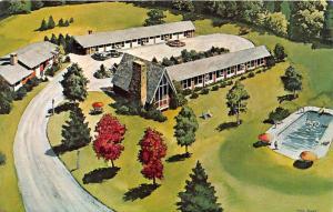 1875 VT Stowe Alpine Motor Lodge Motel