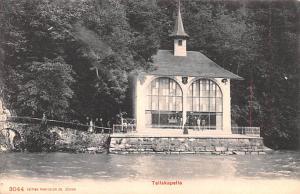 Switzerland Postcard Tellskapelle