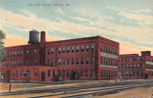 Hannibal Missouri~Star Shoe Factory~Roberts Johnson & Rand~RR Tracks~1910 PC