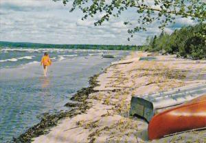 Canada Alberta Lesser Slave Lake
