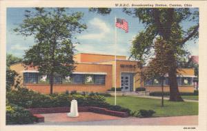 CANTON, Ohio, PU-1949; W.H.B.C. Broadcasting Station