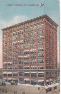 Iowa Des Moines Fleming Building