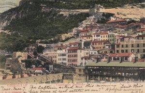 GIBRALTAR , 1905 ; Casemates Barracks