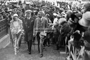 mm848 - Duke & Duchess of York in Sydney 1927 - Royalty photo 6x4