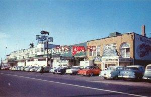 circa 1955 HACKNEY'S World Famous Seafood Restaurant ATLANTIC CITY, N. J.