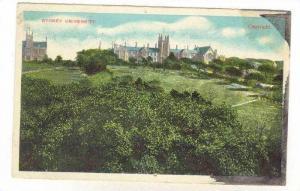 Sydney University, Sydney Australia, 1910s