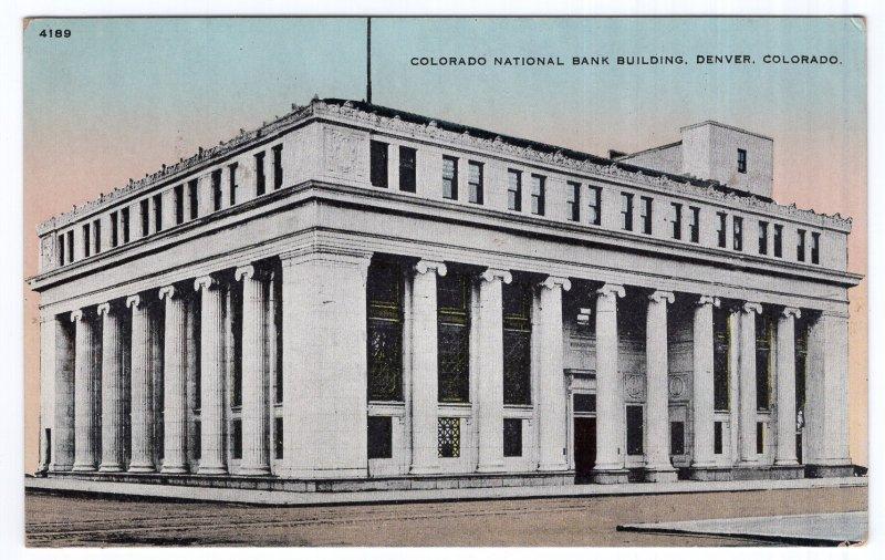 Denver, Colorado, Colorado National Bank Building