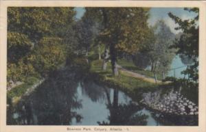 Canada Calgary Bowness Park 1939